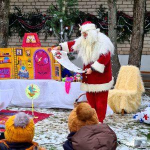 Šv. Kalėdų šventė